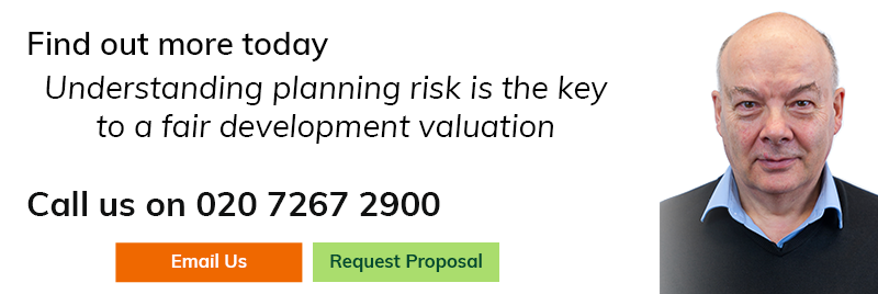 Understanding planning risk is the key to a fair development valuation